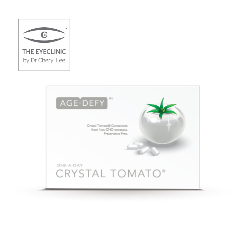 Crystal Tomato® Age-Defy Whitening Supplement