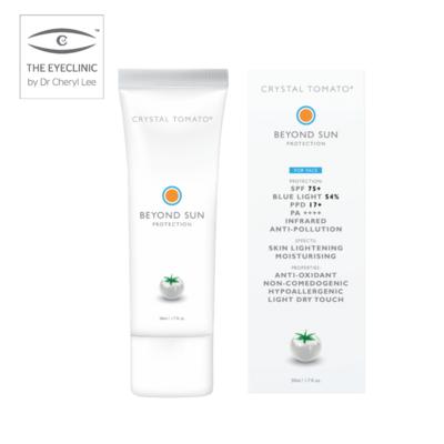 Crystal Tomato® Beyond Sun Protection Cream