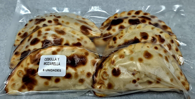 Empanadas de Cebolla y Queso
