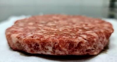 Carne de Hamburguesa Angus 5 Oz