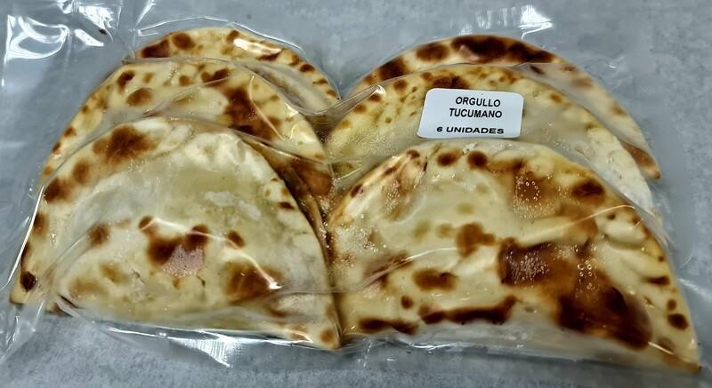 Empanadas de Orgullo Tucumano