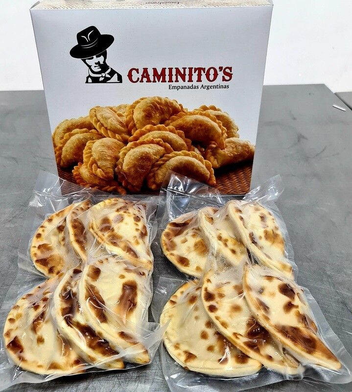 Promo1= Caja de 12 Empanadas