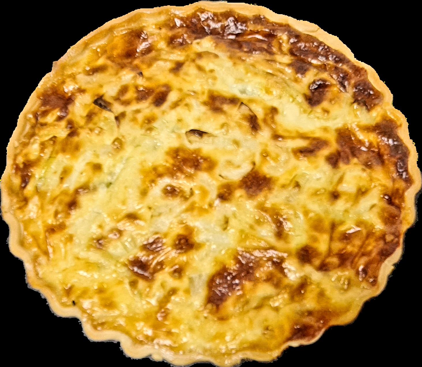 Tartas de Cebolla y queso