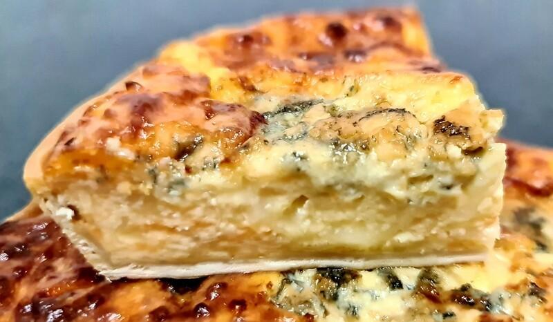 Tartas de Cuatro quesos