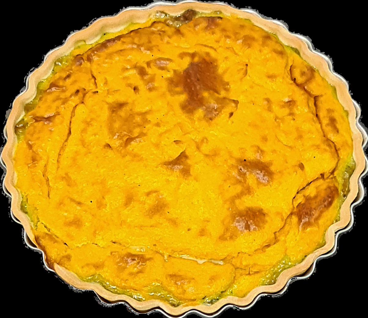 Tartas de Espinaca y Zapallo