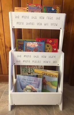 Preorder Bookshelf