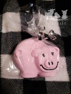 Pre Order Pig Bath Bomb