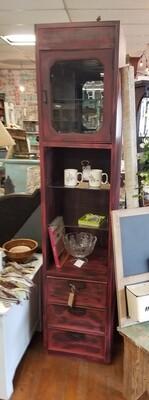 Reduced Curio Cabinet