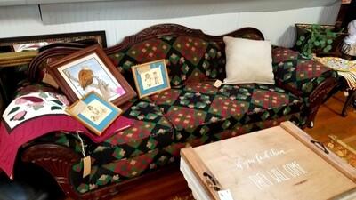 Reduced Duncan Phyfe Sofa