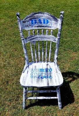 Dad Chair