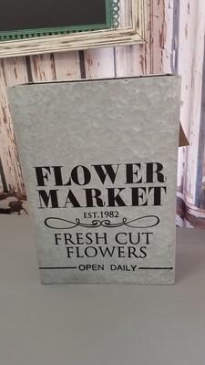 Flower Market Wall Pocket
