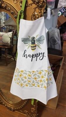 Bee Happy Apron