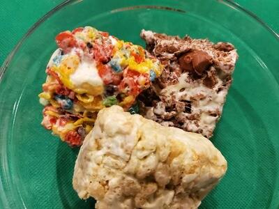 Krispy Treat Assortment - (3 Flavors)