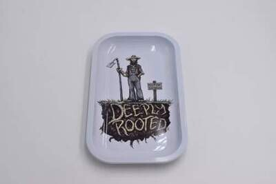 Rolling Tray - Deeply Rooted