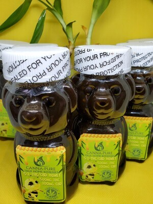 Canna-Pure Honey - 500 mg