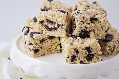 Cookies 'n' Cream Krispy Treat - 100 mg
