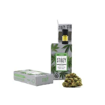 Pineapple Express - Premium THC POD 1G
