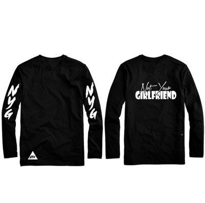 NYG long sleeve tee