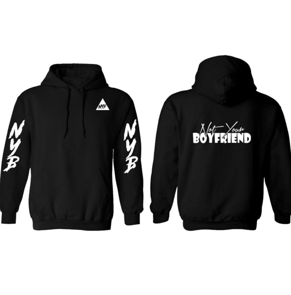 Not your boyfriend hoodie