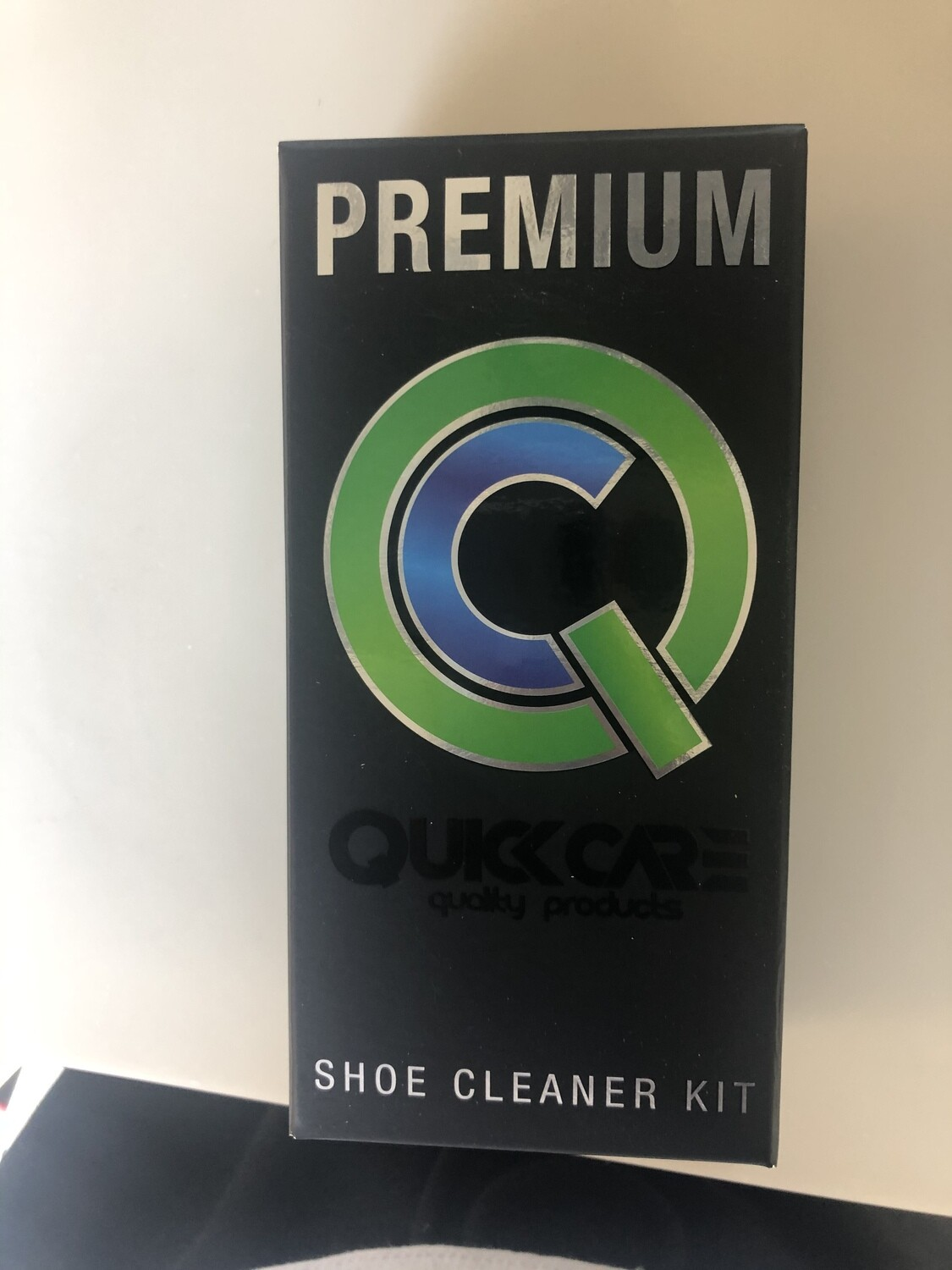 All purpose shoe cleaner (starter pack)