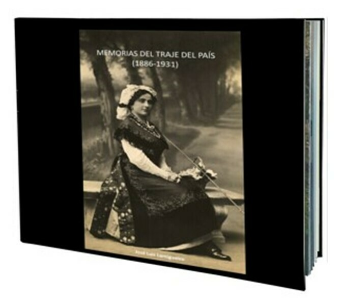 MEMORIAS DEL TRAJE DEL PAÍS (1886-1931). Versión Castellana. Tapa blanda.