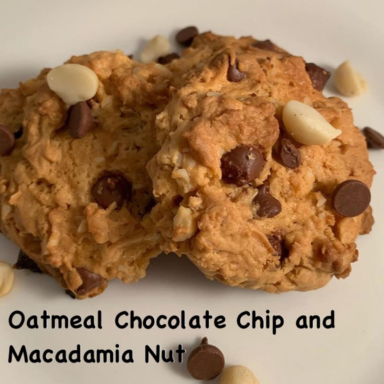 Chocolate Chip and Macadamia Nut