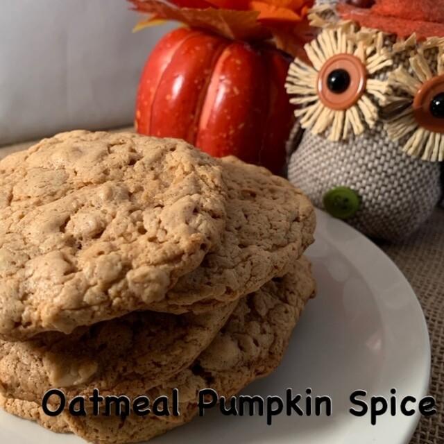 Oatmeal Pumpkin Spice