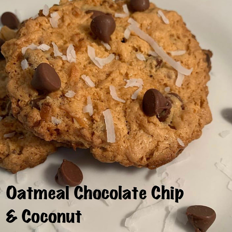 Oatmeal Chocolate Chip & Coconut