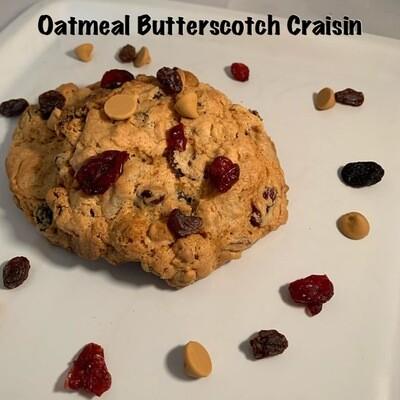 Oatmeal Butterscotch Craisin