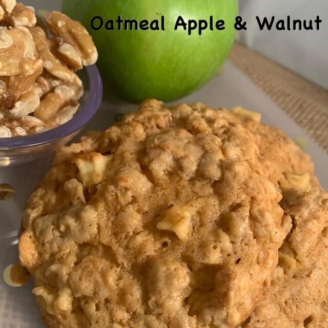 Oatmeal Apple & Walnut