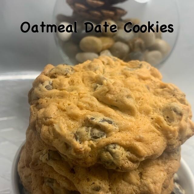 Oatmeal Date