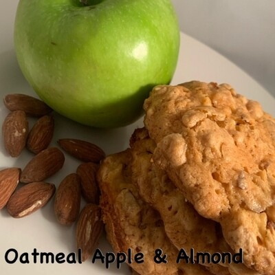 Oatmeal Apple & Almond