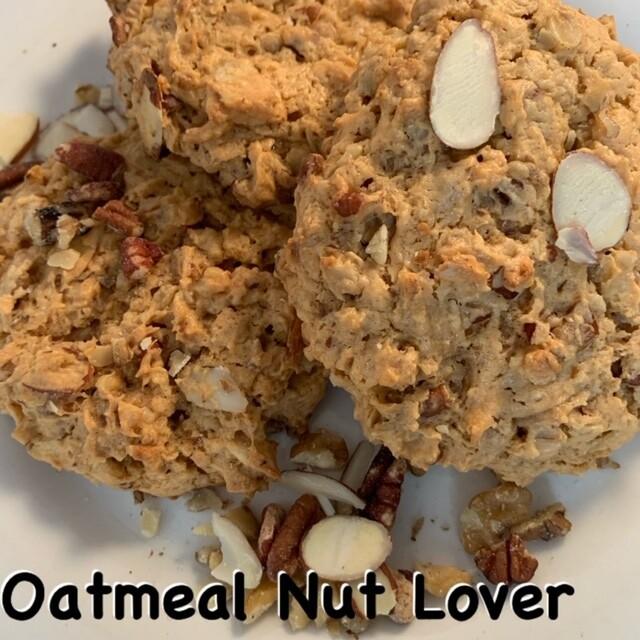 Oatmeal Nut Lover