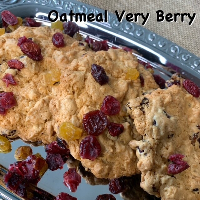 Oatmeal Very Berry