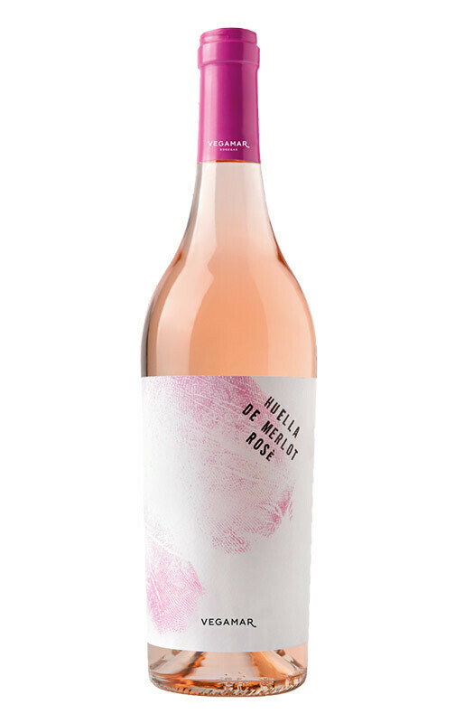 Huella de Merlot rosé