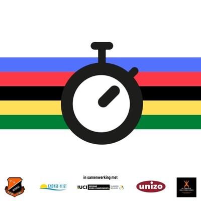 VIP arrangement WK time trials op zo 19/09