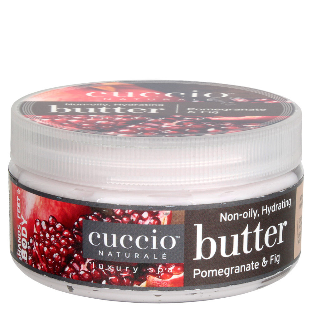 Cuccio beurre hydratant Pomme Grenade et Figue