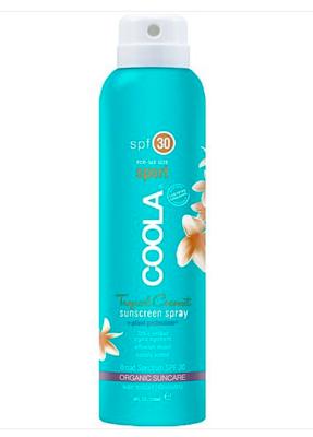 Spray pour le corps Coconut FPS 30 Coola