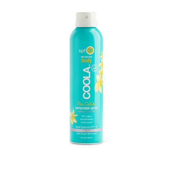 Spray pour le corps FPS 30 Pina Colada Coola