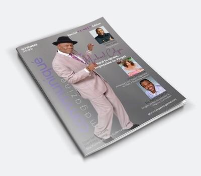 Special Comedy Edition - Michael Colyar (NOVEMBER)
