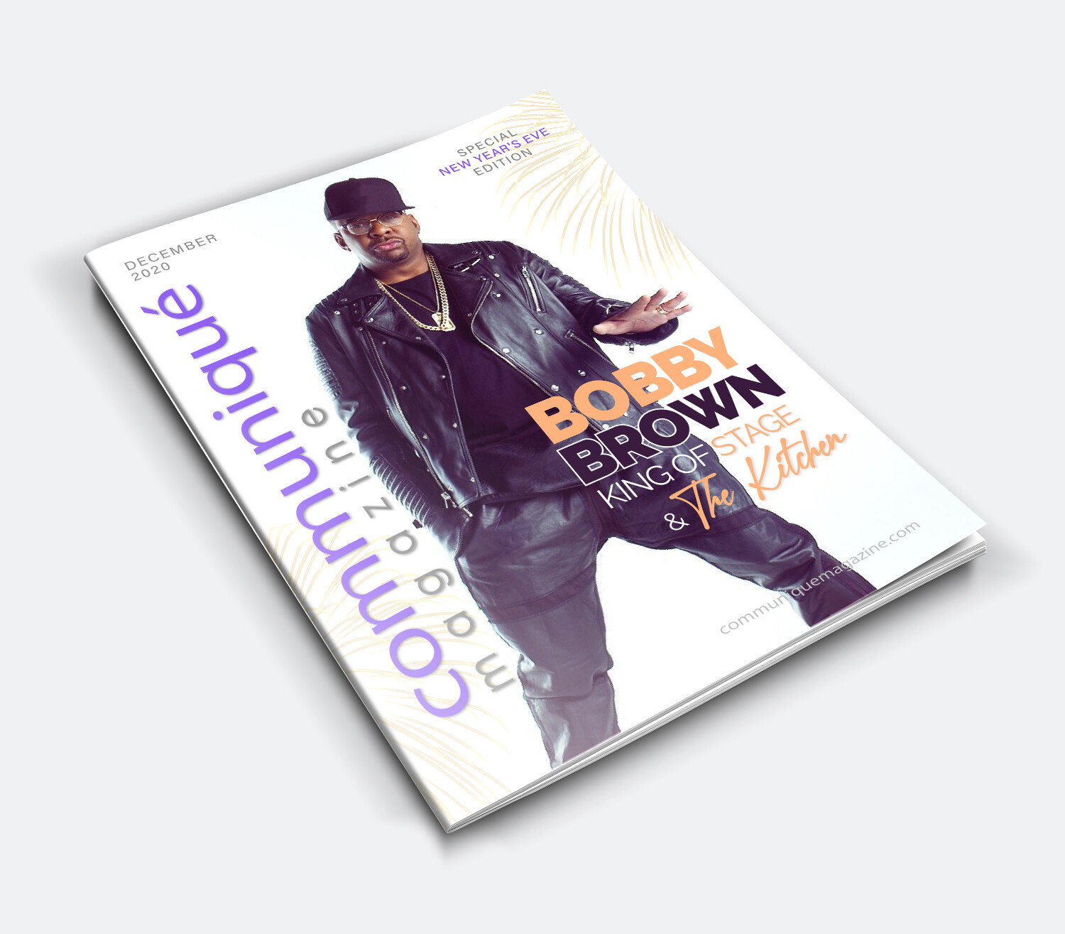 Special New Year's Eve Edition - Bobby Brown (DECEMBER)
