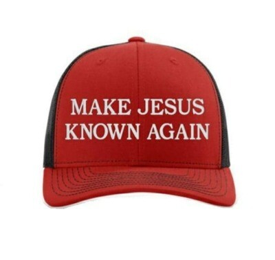 Make Jesus Known Again - Trucker Hat