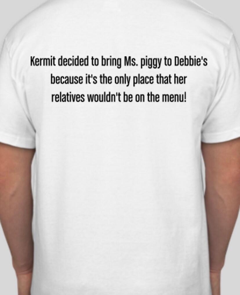 Debbie's Delightful Kermit Tee