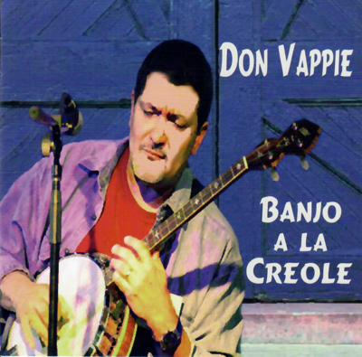 Banjo a la Creole - CD