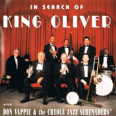 In Search Of King Oliver - CD