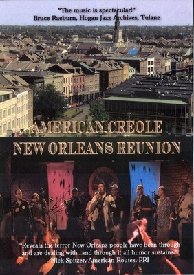 AMERICAN CREOLE: NEW ORLEANS REUNION - DVD