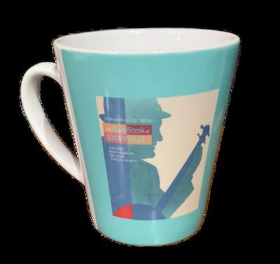 BlueBook Coffee Mug