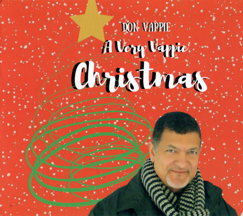 A Very Vappie Christmas - CD