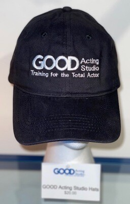 GOOD Acting Studio Hats