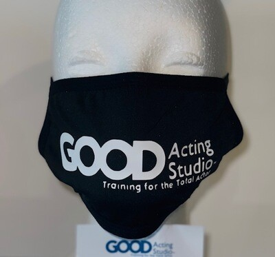 GOOD Acting Studio Facemasks (Front)